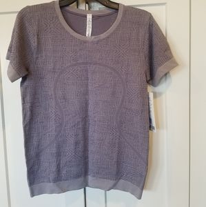 NWT lululemon swiftly relaxed ss 6
